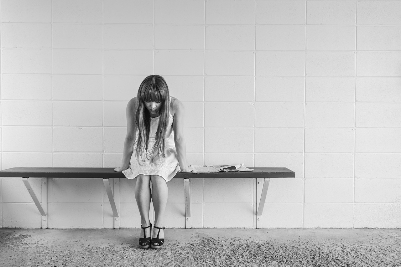 Depressie Ga praten met een online psycholoog - ikbengezondbezig.nl