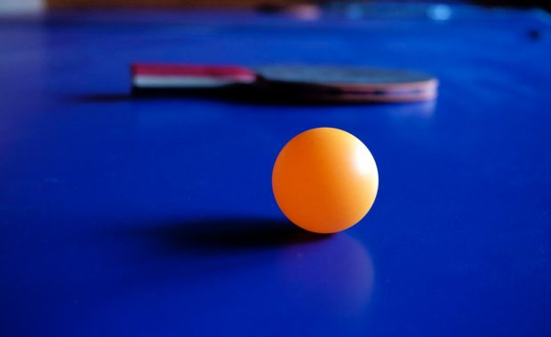 Pingpongbal